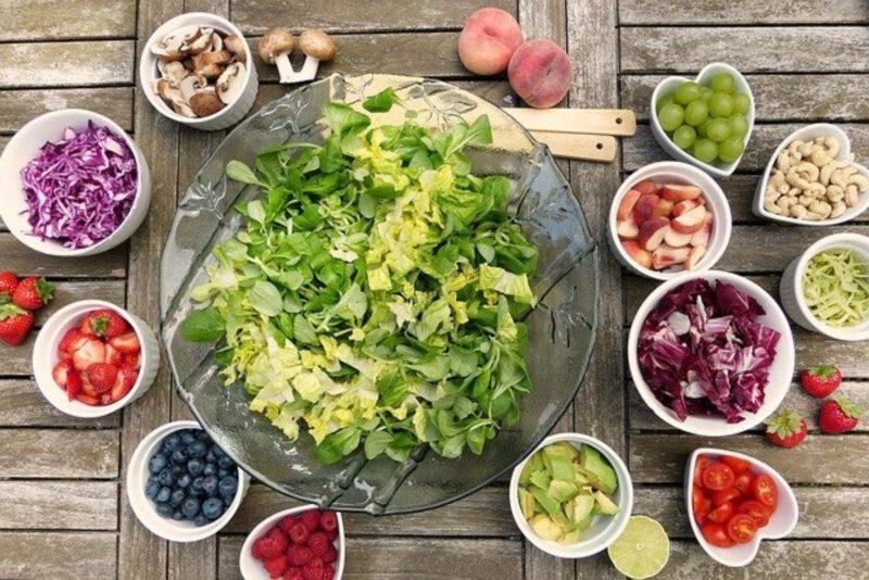Zróżnicowana dieta podstawą zdrowego życia