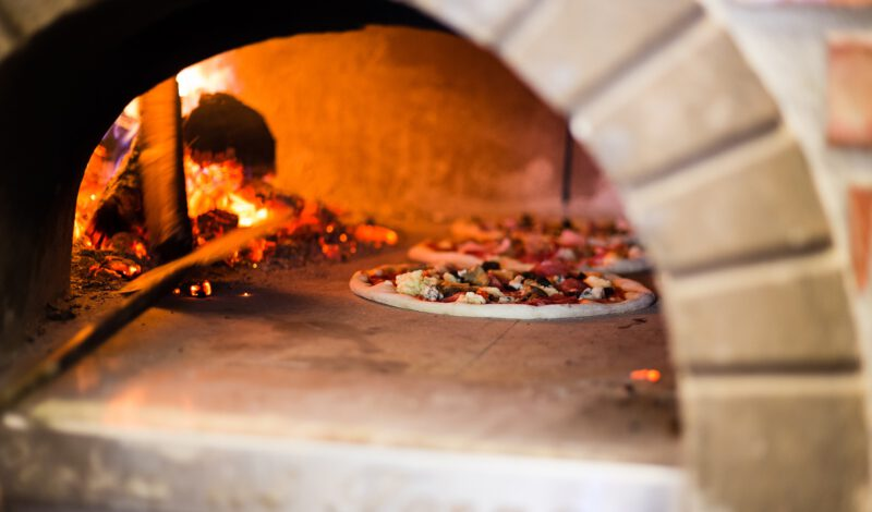 Włoska pizza w Twoim ogrodzie
